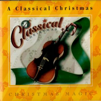 A Classical Christmas CD Front Image