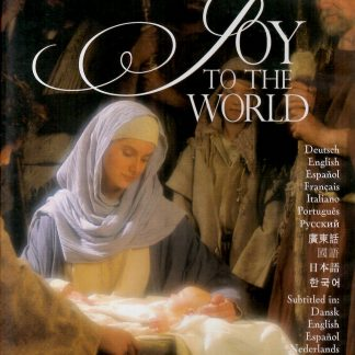 Joy To The World - Christmas Video Tape Image