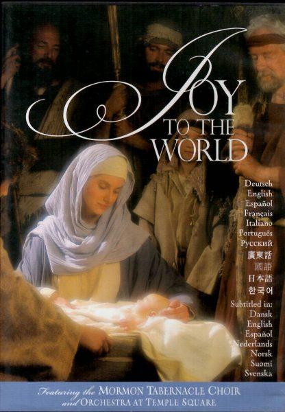 Joy To The World - Christmas Video Tape Image