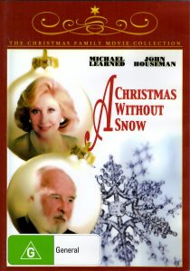 A Christmas Without Snow Video Tape Image
