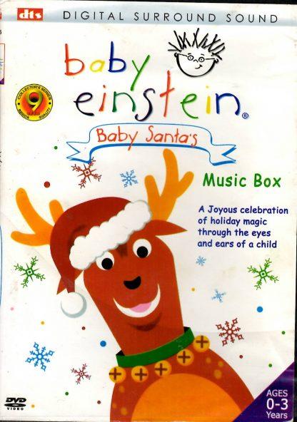 Baby Santas Music Box Image